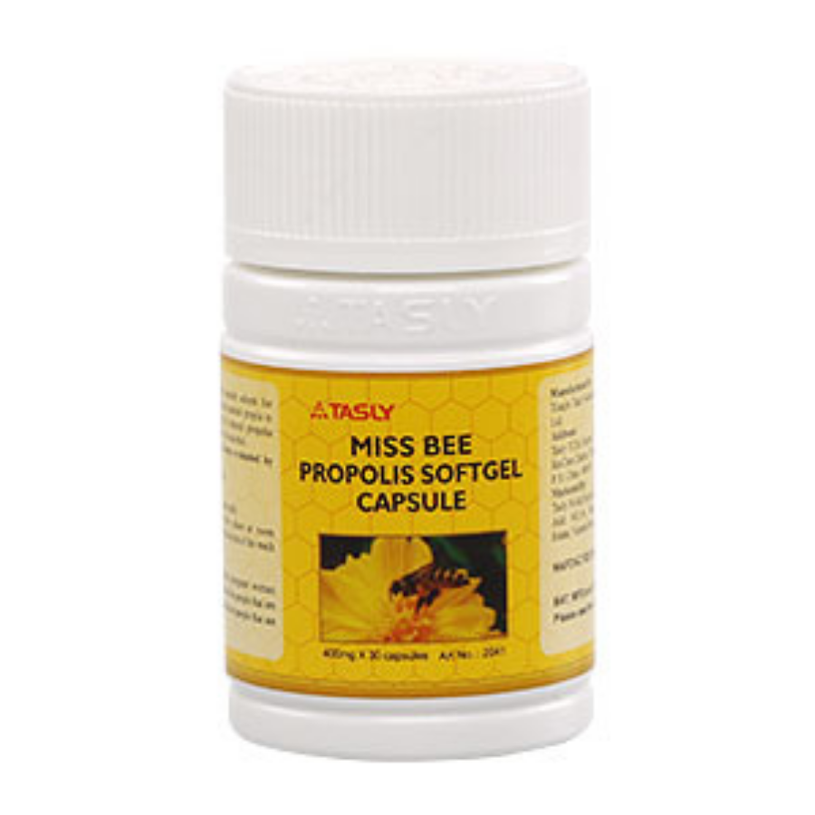 Miss Bee Propolis Softgel Capsule