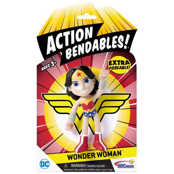 ACTION BEND-DEEZ! - Wonder Woman