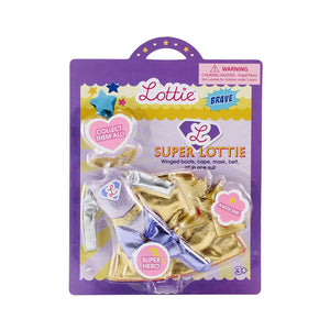 Super Lottie Outfit Accessory Set