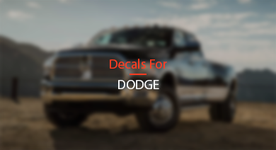 Decals For Dodge