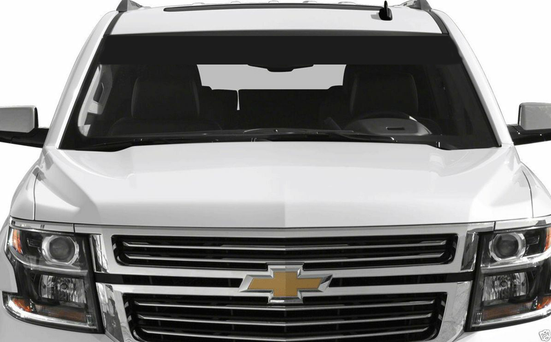 Windshield decal, vinyl design for Chevrolet Tahoe decal 2008 - Present