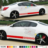 Decal Racing Stripes Compatible with Nissan Altima 2003-Present