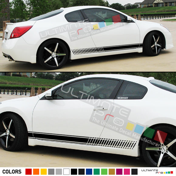 Decal Stripes Compatible with Nissan Altima 2003-Present