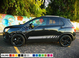 Sticker decals design vinyl  for Chevrolet Trax decal 2015 - Present
