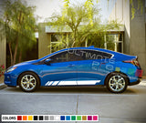 Sticker decal design vinyl  for Chevrolet Volt decal 2015 - Present