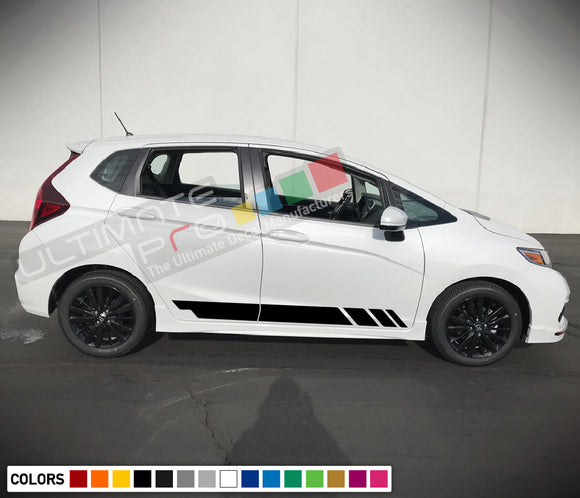 Decal Sticker Stripe Compatible with Honda Fit 2016-Present