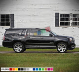 Decal Stickers Side Stripes For with GMC Yukon 2010-Present