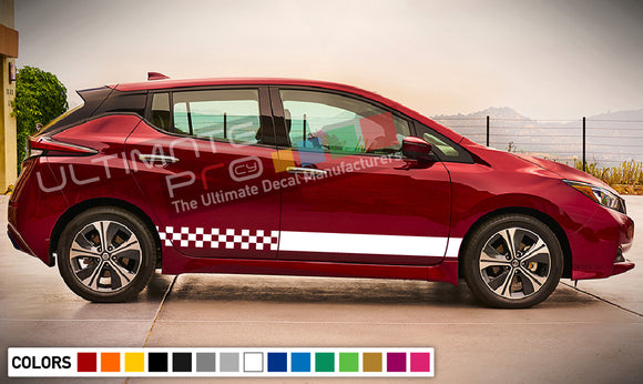 Decal Vinyl Stripes For Nissan Leaf 2003-Present