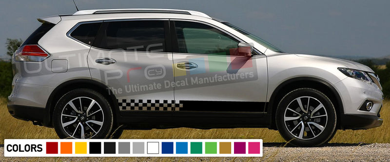 Decal Sticker Compatible Nissan Xtrail 2003-Present