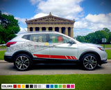 Decal Stripes Compatible Nissan Rogue 2003-Present