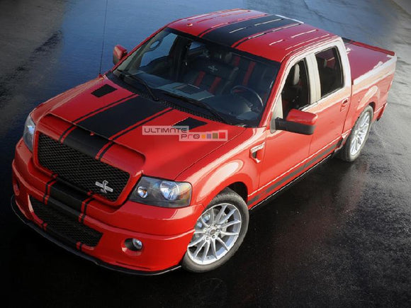 Full Stripe Kit Decal Sticker Compatible with Ford F150 2009-2016