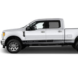 Decal LogoLines Graphic Vinyl Kit Compatible with Ford F250 2013-Present