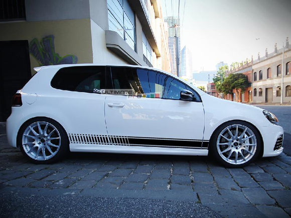 Decal Sticker for Volkswagen Golf 2013 - Present