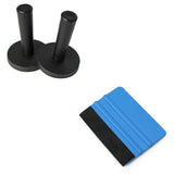 Set Tools Installation Magnets & Squeegee