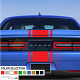 Full Body Kit Decal Sticker Stripe For Dodge Challenger 2008 - Present