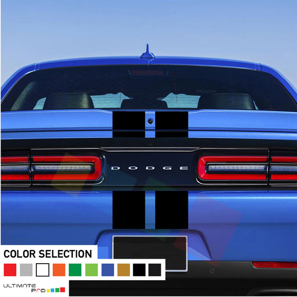 Decal Sticker Stripe Full Body Kit For Dodge Challenger RT SRT 2008 - Present