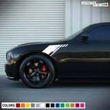 Decal For Dodge Charger 2006 - Present Sticker Front vinyl Fender
