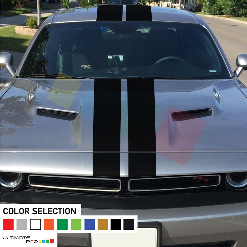Decal Sticker For Dodge Challenger Full Body RT SRT 2008 - Present