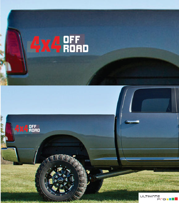 Bed Sticker Decal Stripe Dodge Ram 2009 - Present