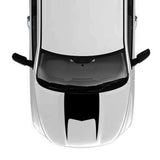 Hood Horns Out Decal Sticker Vinyl For Dodge Ram 2009 - Present