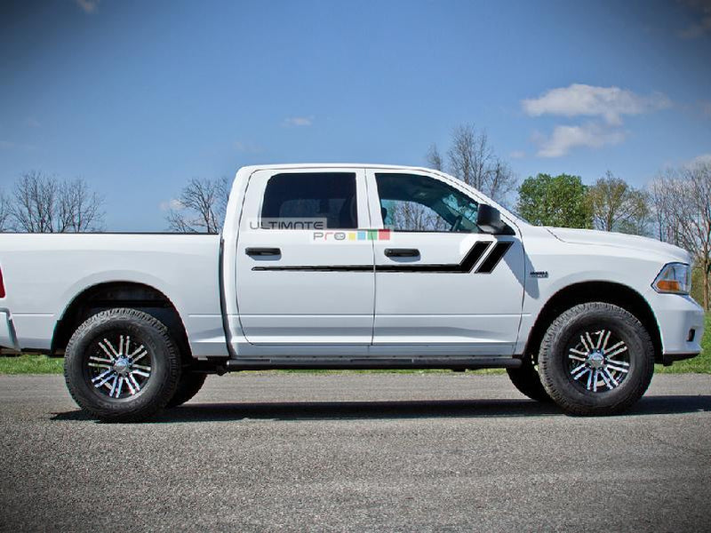 Decal Graphic Vinyl Dodge Ram 2009-2017