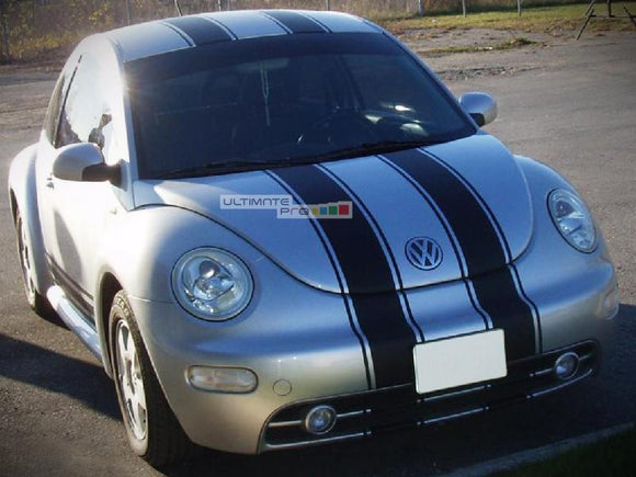Decal Sticker for Volkswagen Beetle Turbo S RSI 1997 - 2011