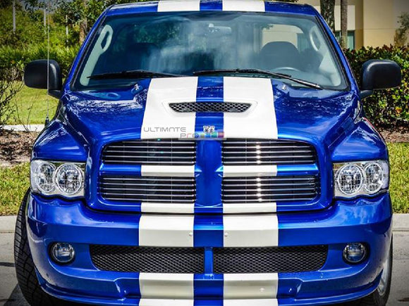 Decal Sticker Vinyl Body Racing Stripe Full Dodge Ram