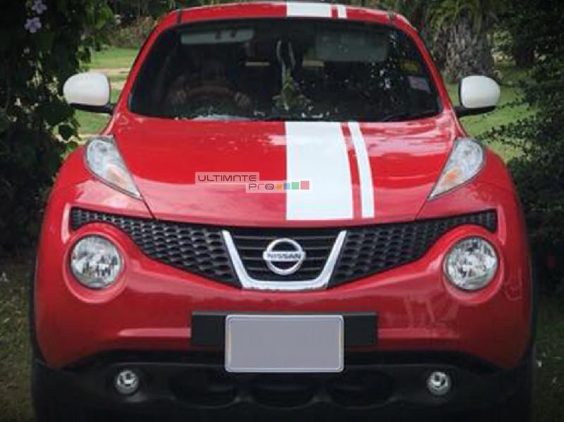 Decal Sticker Vinyl Body Racing Stripe Kit Nissan Juke Infiniti ESQ
