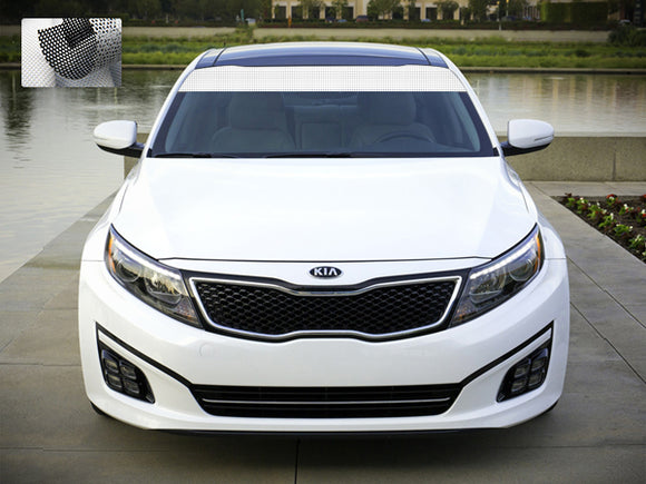 Decal Windshield Sunproof Strip For Kia Optima 2010 - present
