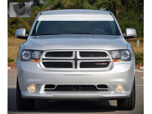 Dodge Durango Decal Sticker Vinyl Sport Stripe Kit 2010
