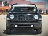 Decal Vinyl Windshield Banner Stripe Compatible with Jeep Patriot