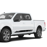 Mountain Stripes Decal for Ford F150
