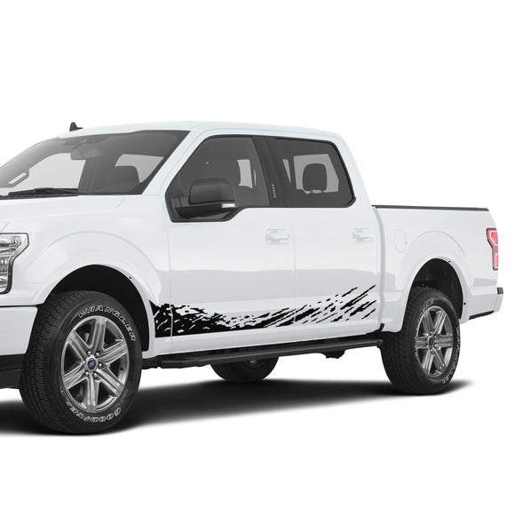 Splash Decal for Ford F150