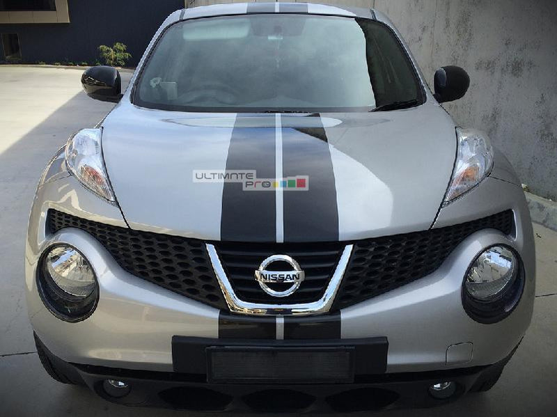 Full Stripe Kit Sticker Decal Graphic Nissan Juke-R Acenta Nismo RS