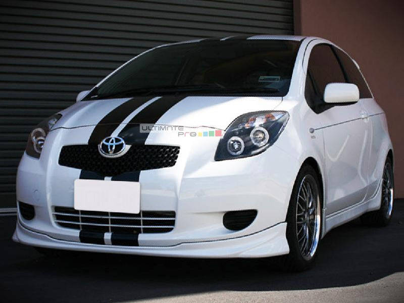 Decal Sticker Vinyl Body Racing Stripe Kit Toyota Yaris RS Vitz TS XP90 3 5 Door