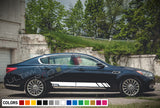 Side Doors Sport Stripe Decal Kit for Kia K900 2016 - Present