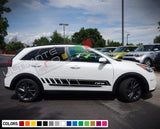 Side Door Stripe Decal for Kia Niro 2016 - Present