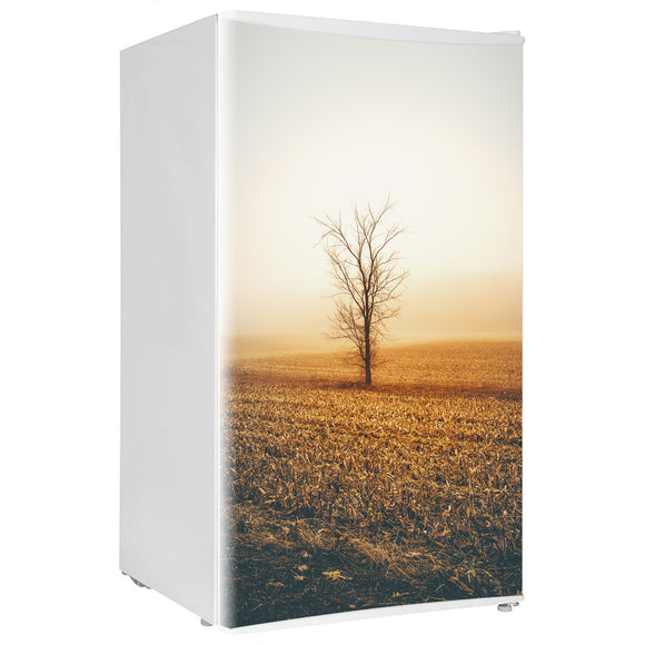 Mini Fridge Decals vinyl Sunrise Design Fridge Decals, Wrap