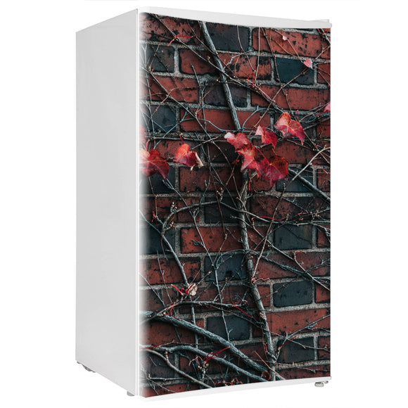 Mini Fridge Decals vinyl Wall 4 Design Fridge Decals, Wrap