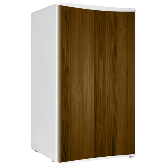 Mini Fridge Decals vinyl Wood 7 Design Fridge Decals, Wrap