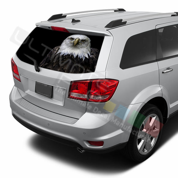Eagle 1 graphics Perforated Decals Dodge Journey 2009 - Present