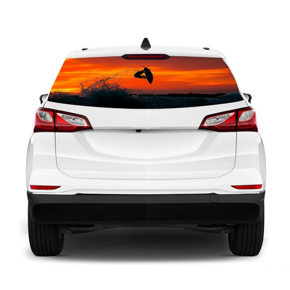 Serf Perforated for Chevrolet Equinox decal 2015 - Present