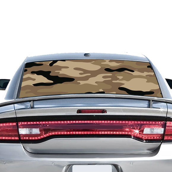 Army 2 Perforated for Dodge Charger 2011 - Present