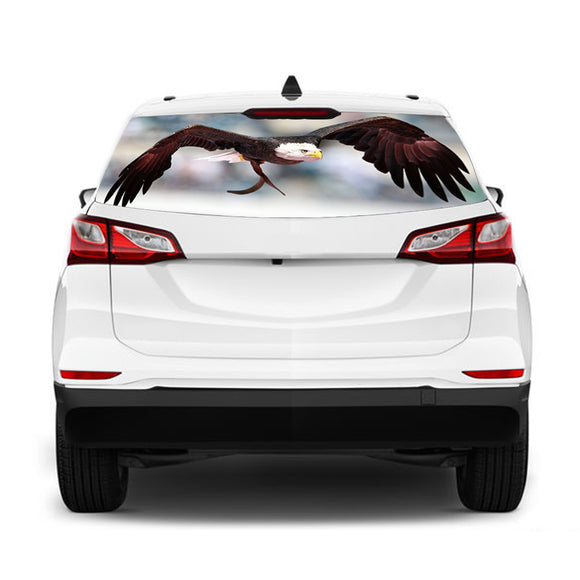 Punisher Skull Perforated for Chevrolet Equinox decal 2015 - Present