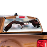 Eagle 4 Perforated for Ford Ranger decal 2010 - Present