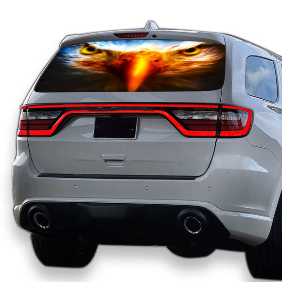 Eagle Eyes Perforated for Dodge Durango decal 2012 - Present