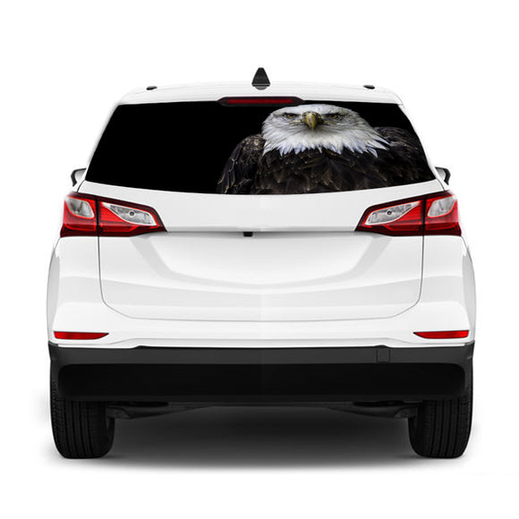 Dark Eagle Perforated for Chevrolet Equinox decal 2015 - Present