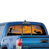 Hunting Perforated for Toyota Tacoma decal 2009 - Present