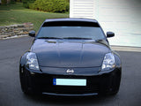 Racing Windshield Banner Decal Sticker Vinyl Compatible with Nissan 350Z Window sun 2012-Present Visor