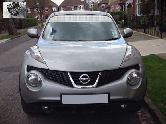 Decal Sticker Vinyl Compatible with Nissan Juke Grille Banner Window Side Rear Front 2010-Present